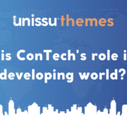 El papel de ConTech en el mundo en desarrollo