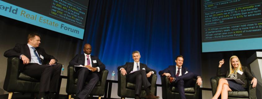 World Real Estate Forum: plato fuerte del Tech Tour MIT&NYC